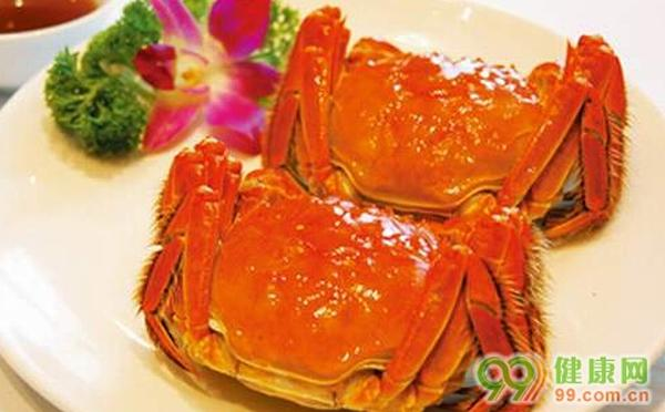 月经期间能吃螃蟹