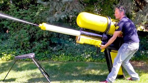 看水的威力 全民枪战水枪的主要获取方式