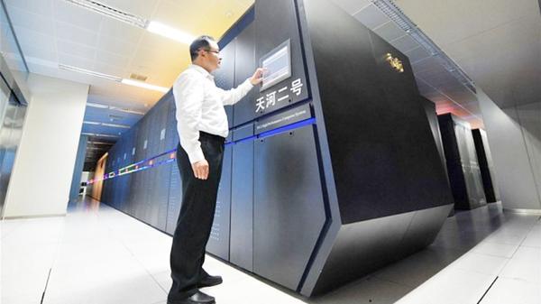 中国超级计算机重返超算性能世界第一!天河2号解谜