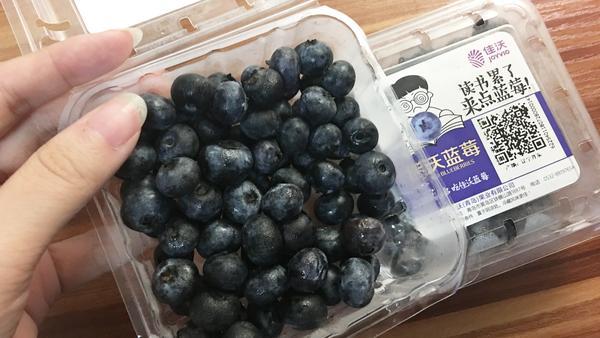 蓝莓怎么洗才干净,蓝莓的皮可以吃吗