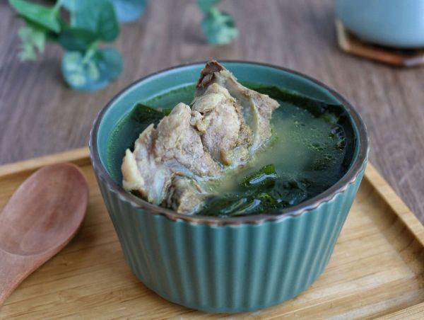 菜饭骨头汤的做法有什么