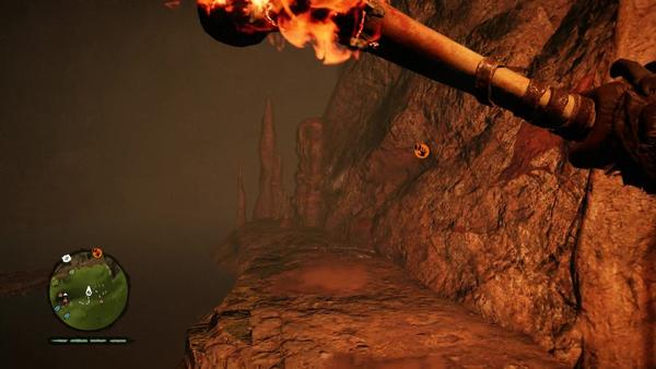 《孤岛惊魂:原始杀戮》按键操作方法