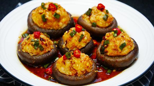 虾和香菇能一起吃吗,虾和香菇的营养价值