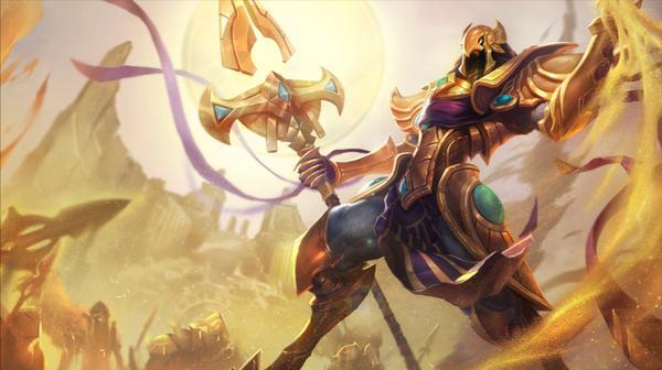 LOL6月8日6.11版本沙皇被严重削弱 沙漠皇帝阿兹尔还能不能玩