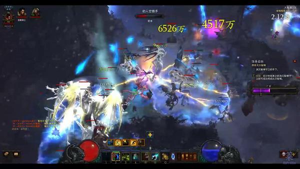 《暗黑破壞神3》巫醫速刷勇士之陵心得