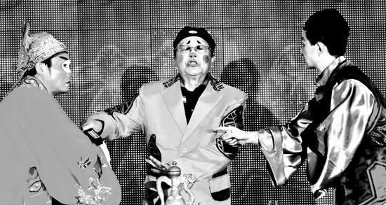 当【小丑】学会了【中国】川剧变脸,又会发生什么呢?