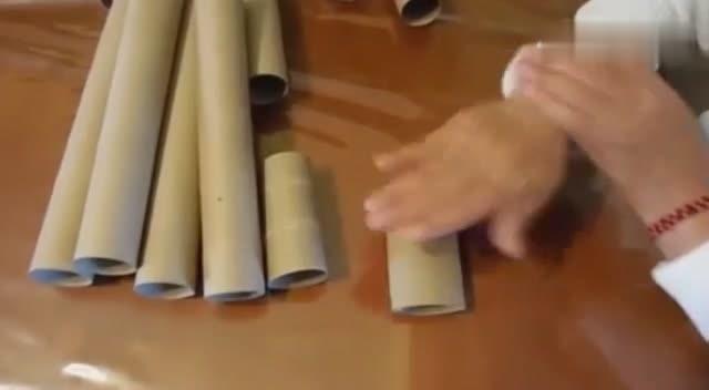 DIY小制作-卷纸芯/废纸筒变废为宝教程列表-第1页-51费宝网