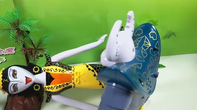 蛇精生病想吃汉堡,蝎子精亲手做了一个竟把她感动了