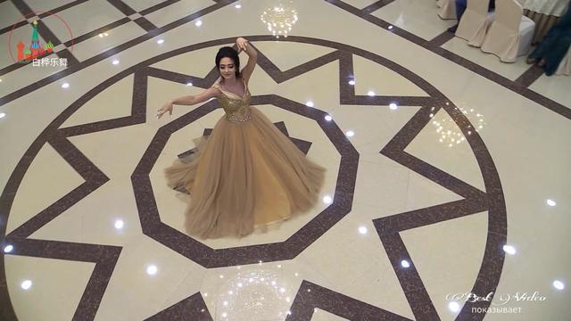 哈萨克斯坦舞