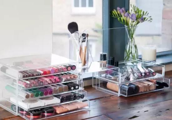化妝品收納盒制作