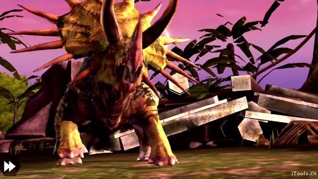 狂暴龙vs所有肉食恐龙