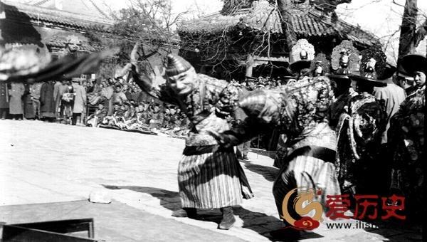 雍和宫佛像图片