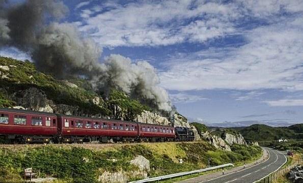 十个令人惊艳的火车旅行路线,美到窒息