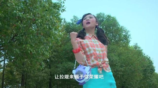 舞法天女朵法拉:女孩子就是多情,感性的动物,无法改变的
