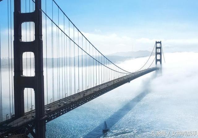 美国旧金山大桥