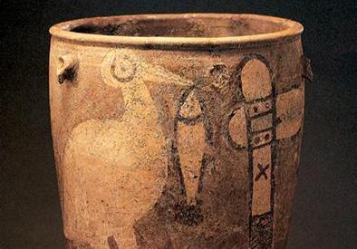 文物 | 中国永久禁止出境的64件国宝文物(八)--嵌绿松石象牙杯