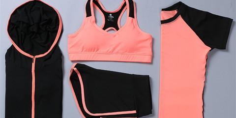 短袖男女套裝運動服公司