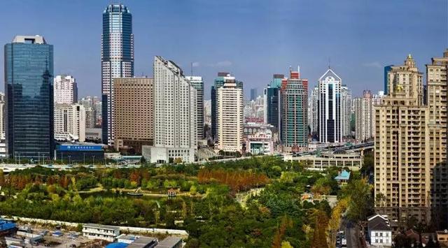 喜來登由由酒店上海