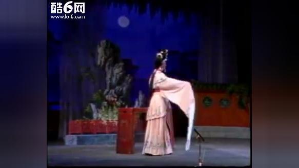 粤剧《西厢记》片段,表演传神,功底深厚