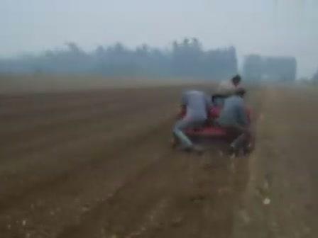 小麦播种机#小麦圆盘多功能施肥播种使用说明#稻麦条播机注意事项