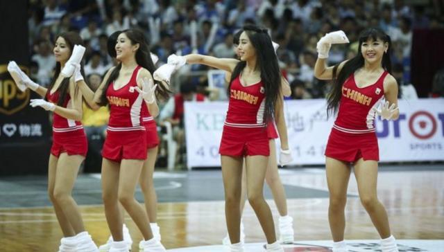 看完各国篮球宝贝,竟然中国最好看,东方之美