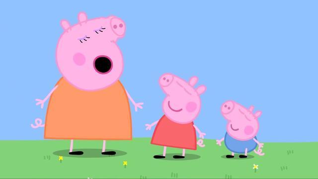 小猪佩图片头像