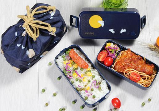 午饭没食欲,是因为你的饭盒不好看
