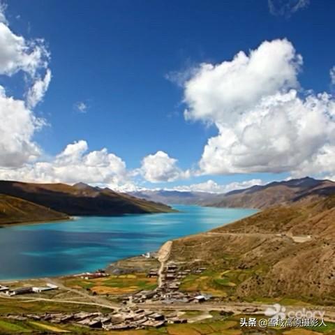 西藏美景头像