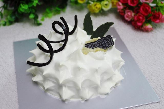 【步骤图】榴莲戚风蛋糕的做法_榴莲戚风蛋糕的做法步... _下厨房