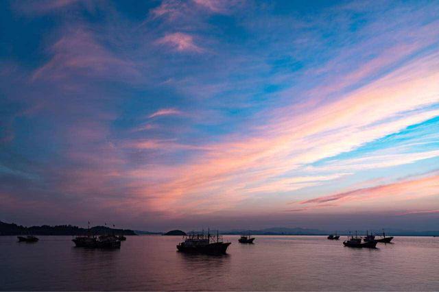 浙江玉环鸡山岛一日游,跨海坐船20分钟6元船票,你来过吗?