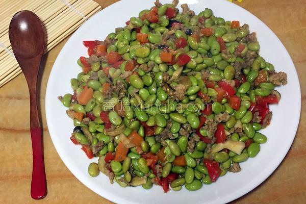 青豆米怎么做好吃