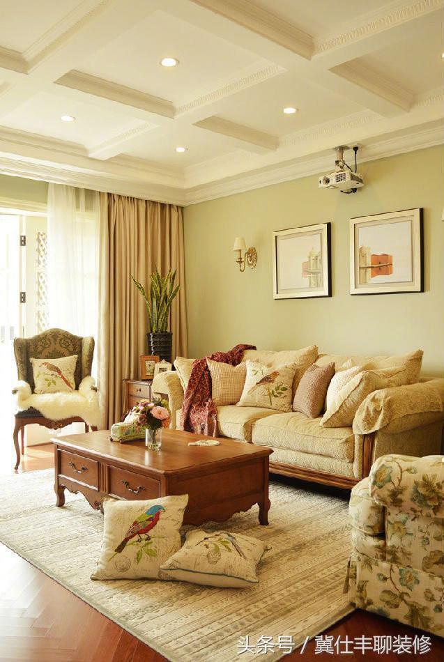 温馨现代风格家居装修设计,简约舒适有格调的新家,很喜欢!