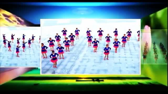 河曲县花蝴蝶广场舞队《西班牙斗牛舞》