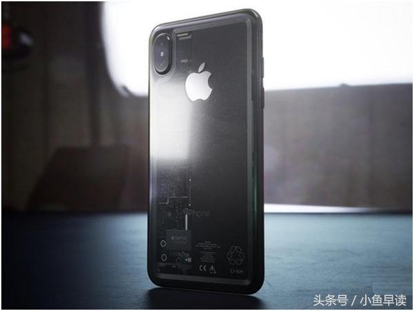 iPhone8概念图曝光,透明背板是手机设计新风向?_手机搜狐网