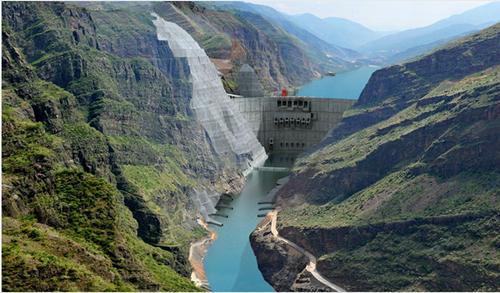全景 白鹤滩水电站巧家移民工程建设啥样了?你想看的全在这……