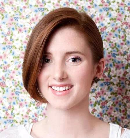 长发扎成短发教程图解 长发不用剪一分钟变短发 - 发型站