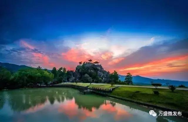 2018重庆万盛黑山谷龙鳞石海门票购买攻略(价格+... - 重庆本地宝