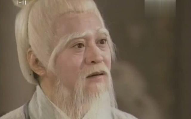西游记:菩提老祖变成一条龙 准备接任泾河龙王之职