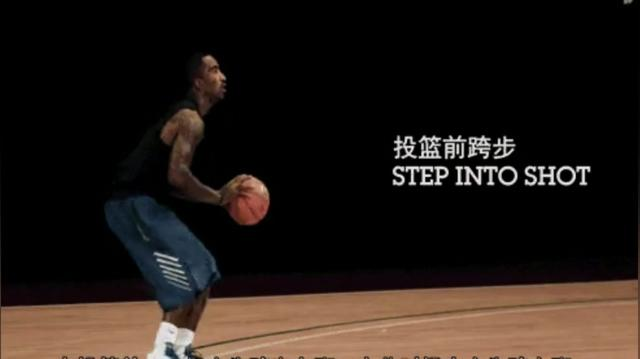 他若不神经,天天全明星!JR教你如何射穿球场,成为投篮大师