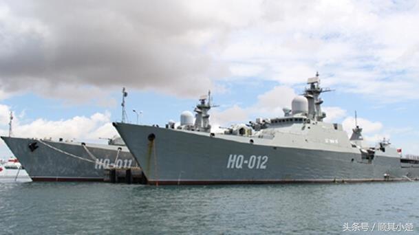 四大金刚聚齐:越南最后2艘猎豹级护卫舰服役,性能翻倍