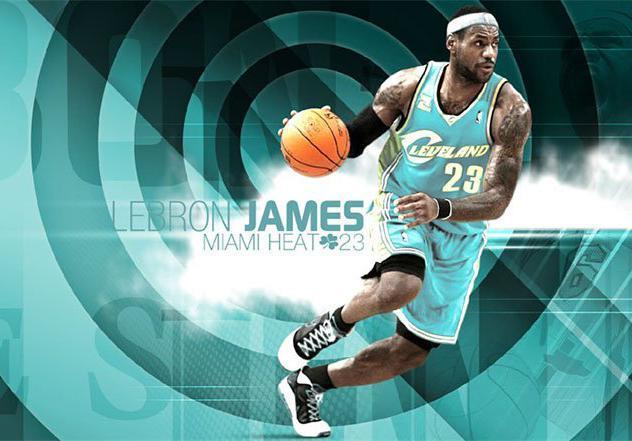 这7张篮球海报用的是浮世绘风格,如果错过观赏有点可惜
