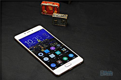 搭载环形天线的金立S8测评,可能是最好看的金属手机!