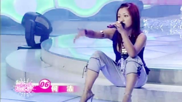 李宇春超级女声