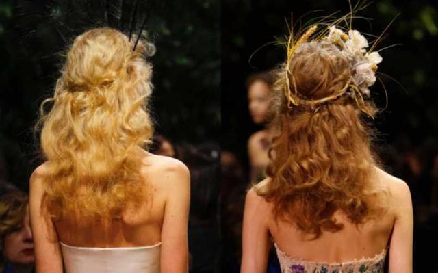 冬季中长发怎么打理 凌乱卷发浪漫又吸睛_流行发型_发型屋
