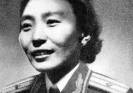 王树声大将依然健在的妻子,现已96岁,17岁参加革命,55年授少校