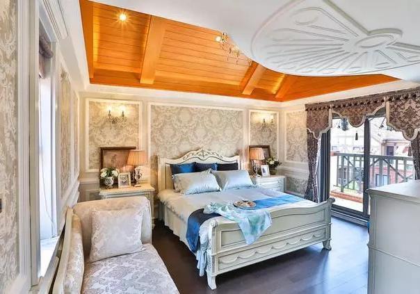 贫穷限制想象!亲戚在温州200多平英式联排别墅实景,客厅美爆了