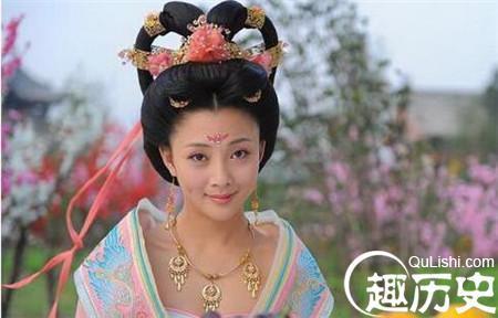 中国四大美女,一代美人杨玉环,人生故事