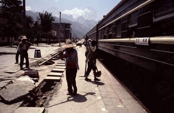 火车软卧图片全景k245