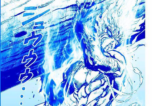 一拳超人原作版125话:爆破的儿子登场,追击埼玉并且实力很强悍