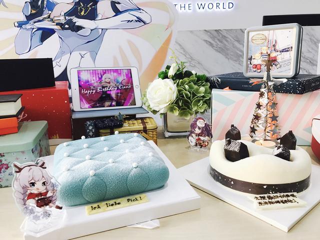 【崩坏3】琪亚娜生日快乐!(琪亚娜生日非酋限定up)-360视频